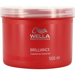 Brilliance Mask For Coarse Coloured Hair 500ml
