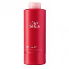 Brilliance Shampoo For Coarse Coloured Hair 1000ml