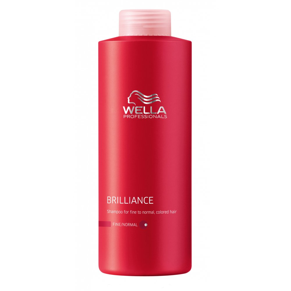 wella brilliance treatment how to use