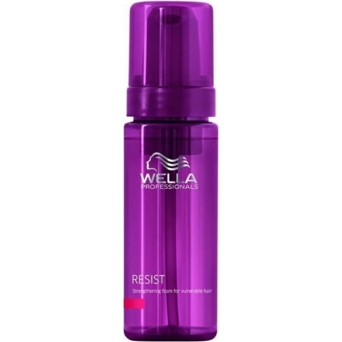 Wella Professionals Resist Strength Foam For Vulnerable Hair 150ml