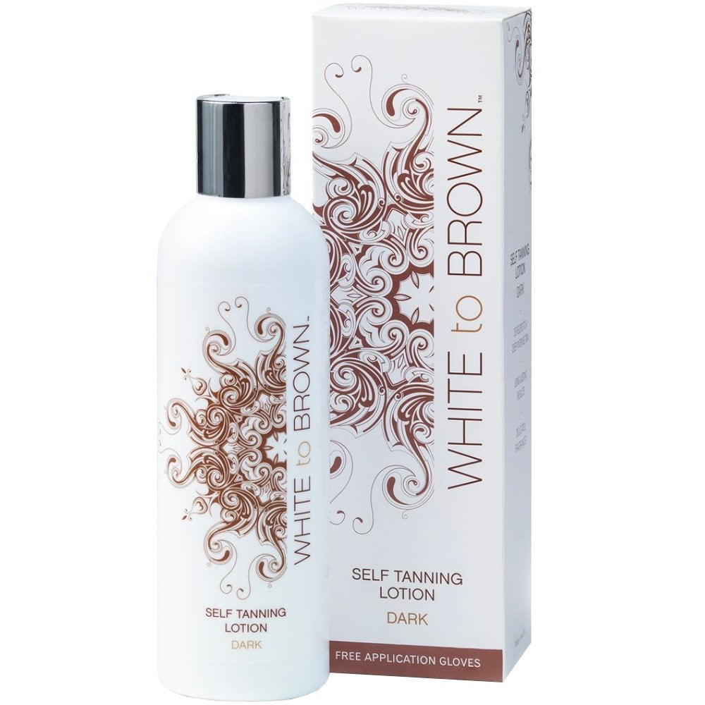 941b0f61148 Whitetobrown Self Tan Lotion Dark 250ml - Free Delivery - Justmylook