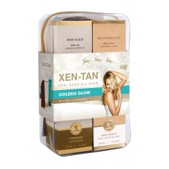 Golden Glow Self Tan Gift Set